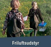 FRILUFTSUDSTYR