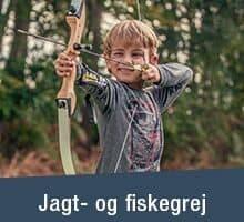 JAGT- OG FISKEGREJ