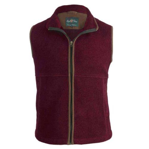 Fleece vest Aylsham