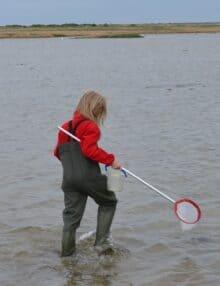 Fiskenet til børn