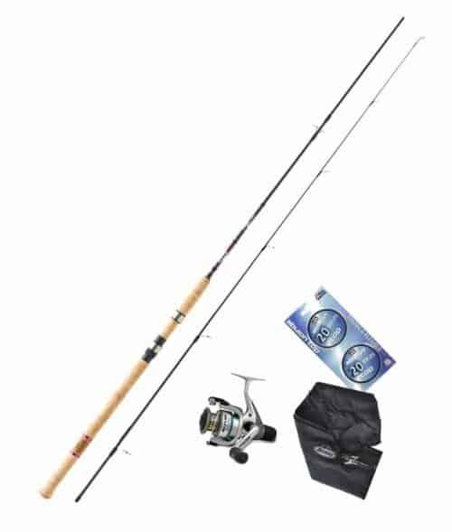 Junior allround fiskesæt 7 fod
