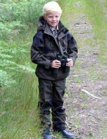 Jagtsæt Lappland Extreme børn