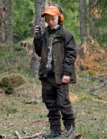 Jagtsæt Mufflon børn