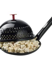 Poptop bruges med pandekagepanden