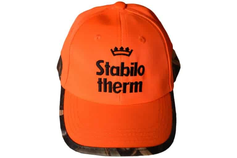 Signal camouflage cap logo Stabilotherm
