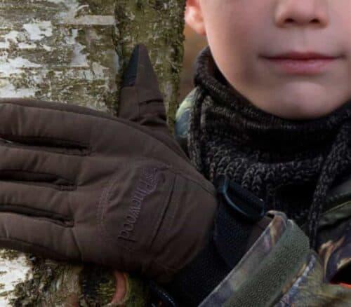 Jagthandske til børn