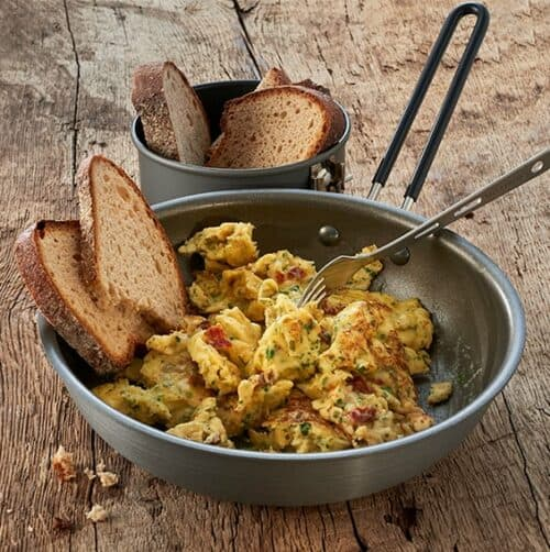 Trek'n Eat røræg / scrambled eggs