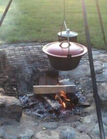 Bonfire gryde