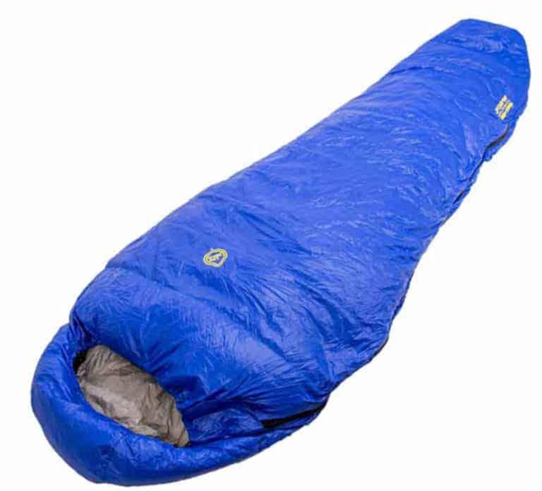 JR Gear 250 dun sovepose
