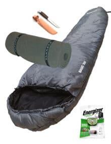 Camping pakke junior