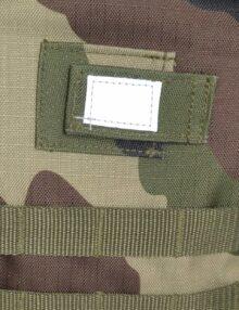Camouflage rygsæk