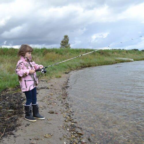 Ike Dude fiskesæt