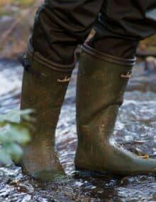Neopren jagt gummistøvle