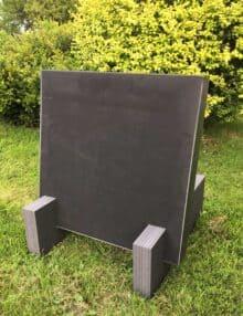 Skumplade 60 cm