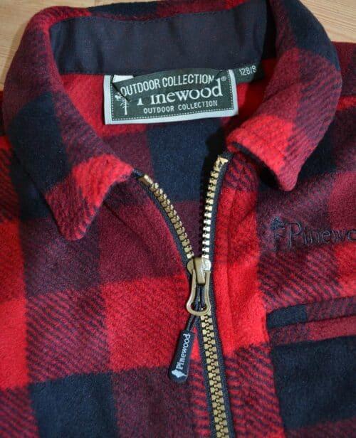 Fleece skjorte Kanada