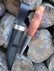 Klassisk masurbirk kniv RYPA