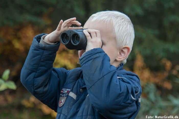 Action III børnekikkert - Naturguide.dk test