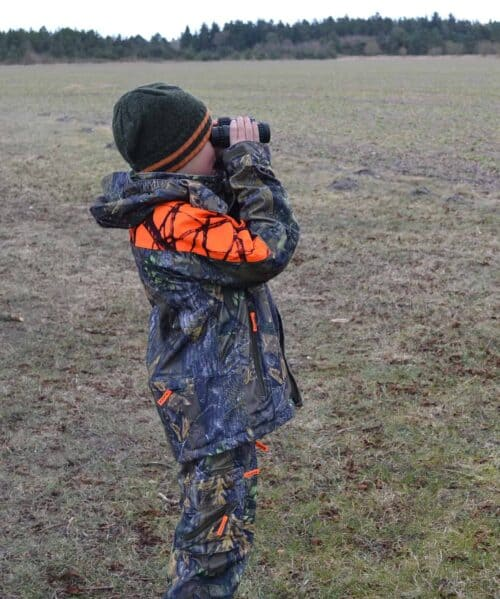 Jagtsæt camouflage