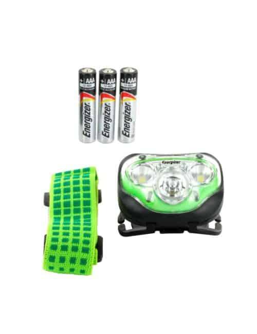 Junior pandelampe med 3 batterier