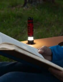 Mini LED 3-i-1 lommelygte