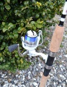 Abu Tornado fiskesæt