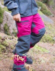 Caribou bukser pink