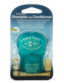 Rejse shampoo med balsam