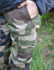 Camouflage bukser jungle