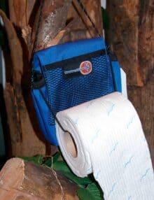 Toiletpapir taske