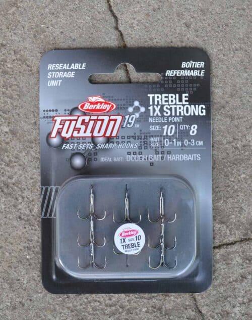 Fusion19 3-kroge 8 stk