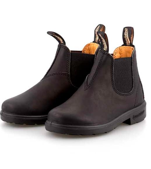 Kendte Blundstone Blunnies 531 - Junior Grej kvalitetsstøvler til ude ZE-94