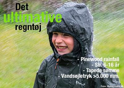 Børne regnsæt Rainfall