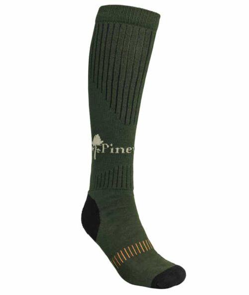Drytex-uld lange sokker