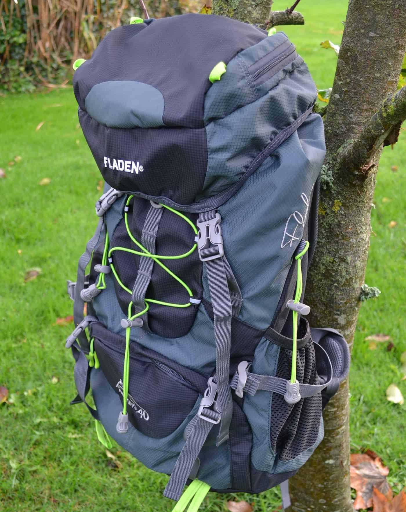 c32e1923154 Rygsæk 40 l. - Junior Grej outdoor udstyr og tøj til børn og unge
