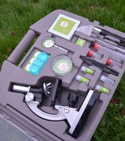 Mikroskop kit 28 dele