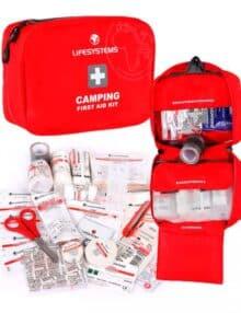 Førstehjælp kit camping