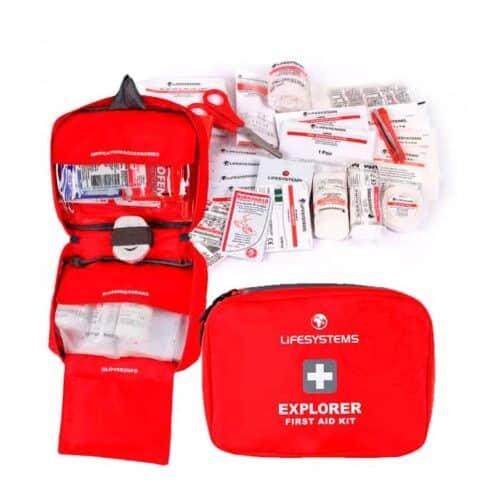 Førstehjælp kit explorer