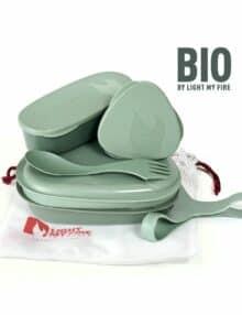 Lunchkit BIO grøn