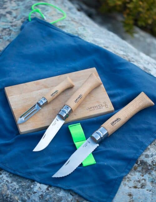 Outdoor køkkensæt Opinel nomad cooking kit