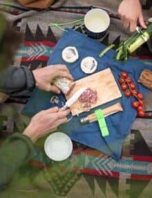 Outdoor køkkensæt Opinel nomad cooking kit