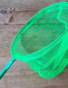 Dafnienet 120 cm. grøn