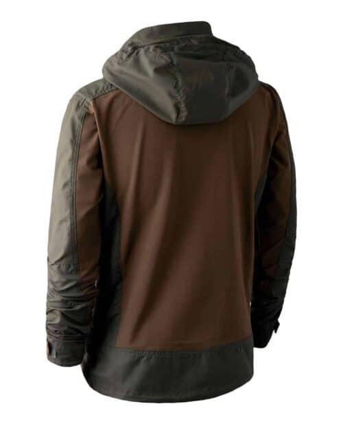 Strike deep green jakke bag