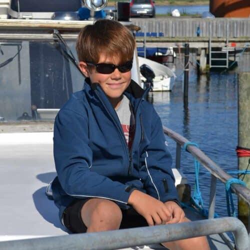 Sport junior UV400 solbriller