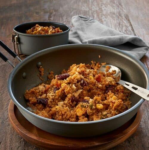 Trek'n Eat vegansk mexikansk quinoa