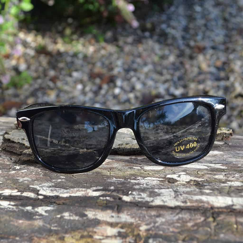 Junior UV400 solbriller klassiske og tidløse Sunread børne solbriller