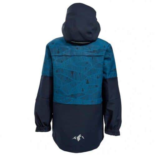 3 i 1 jakke blå bag