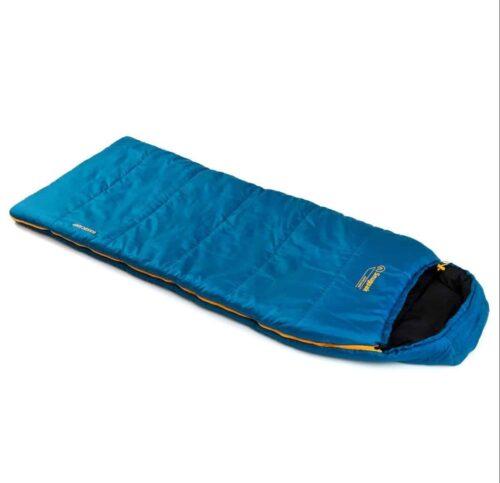 Snugpak junior sovepose blå