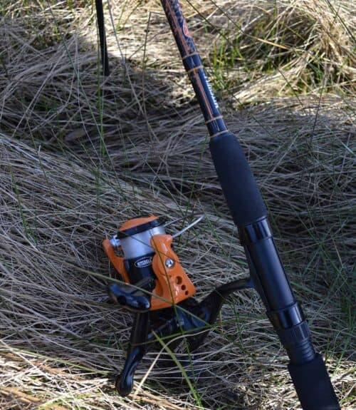 Børne fiskesæt Spin 6 fod