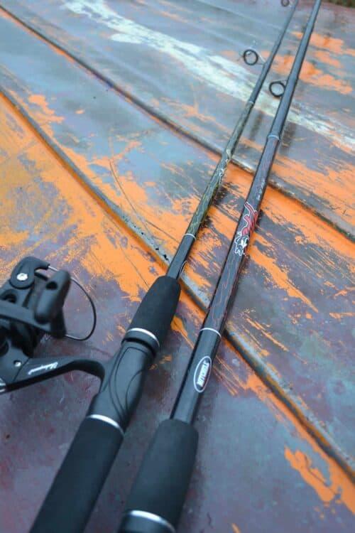 Spin fiskesæt 6 og 8 fod
