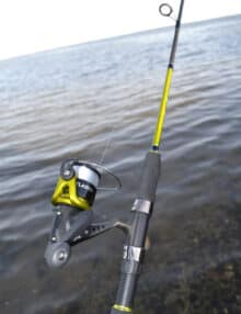 Børne fiskesæt Spin XF 6 fod
